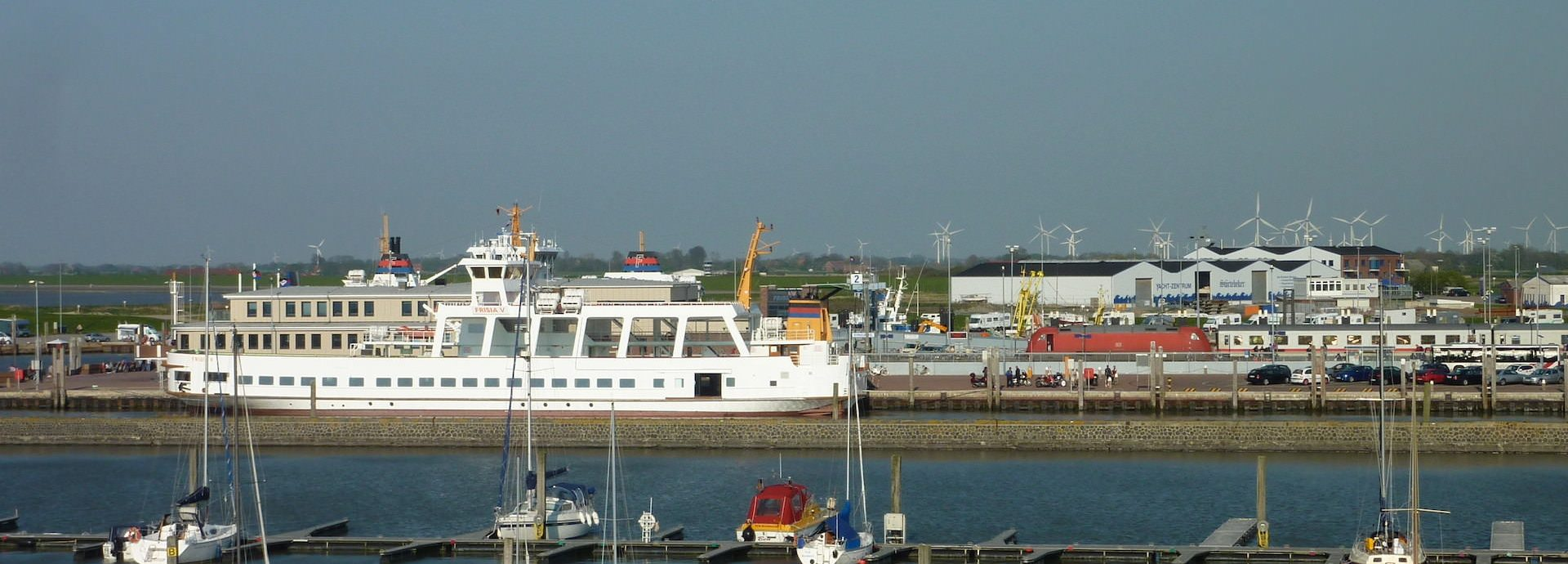 Norddeich Mole-Fähre nach Norderney